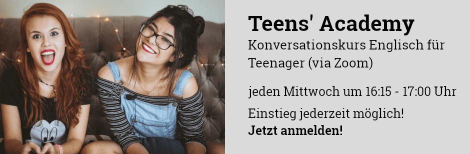 teens academy