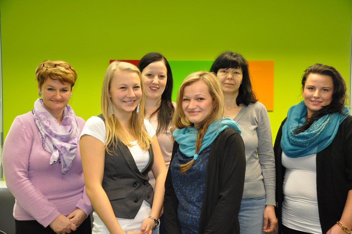 Deutschgruppe Pflege B2