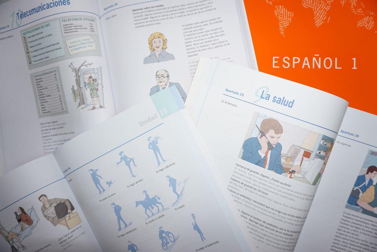 Spanischkurse für Firmen und privat